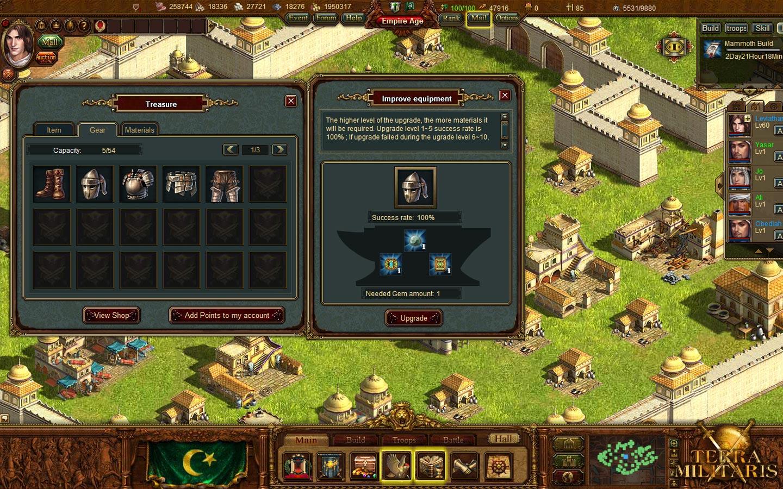 Klicke auf die Grafik für eine größere AnsichtName:terra_militaris_screenshot_forge.jpgHits:126Größe:372,6 KBID:3210