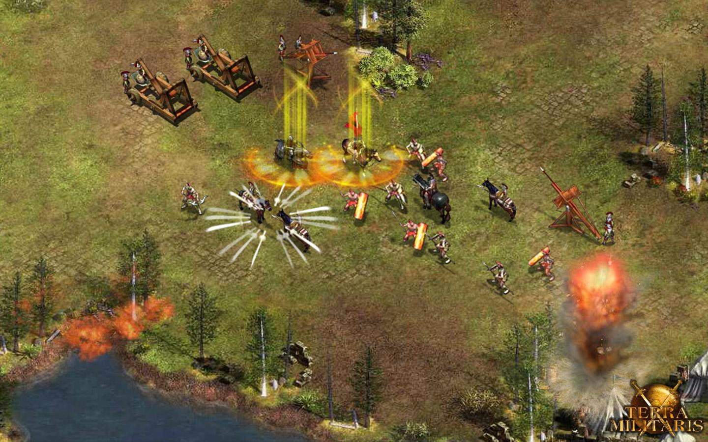 Klicke auf die Grafik für eine größere AnsichtName:terra_militaris_screenshot_intro_battle.jpgHits:174Größe:395,0 KBID:3214