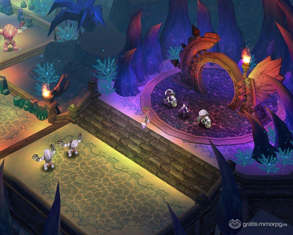 Klicke auf die Grafik für eine größere AnsichtName:Legend of Edda_CHP2_Screenshot_Dungeon Entrance.jpgHits:98Größe:133,0 KBID:4412