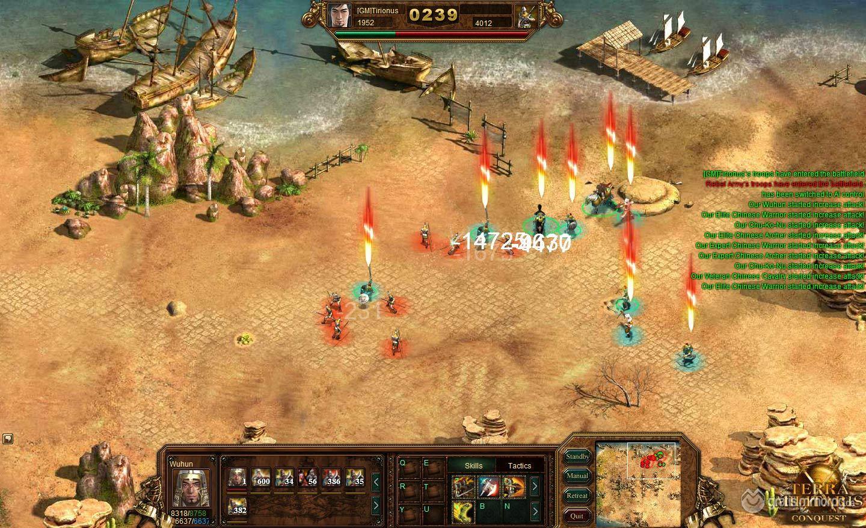 Klicke auf die Grafik für eine größere AnsichtName:terra_militaris_screenshot_coastal_battle2.jpgHits:75Größe:308,1 KBID:5015