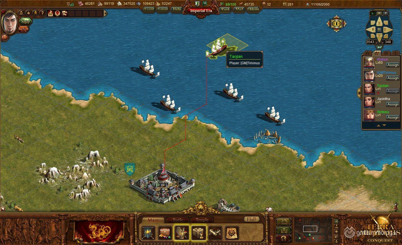 Klicke auf die Grafik für eine größere AnsichtName:terra_militaris_screenshot_worldmap_trading_fleet.  jpgHits:73Größe:291,0 KBID:5016