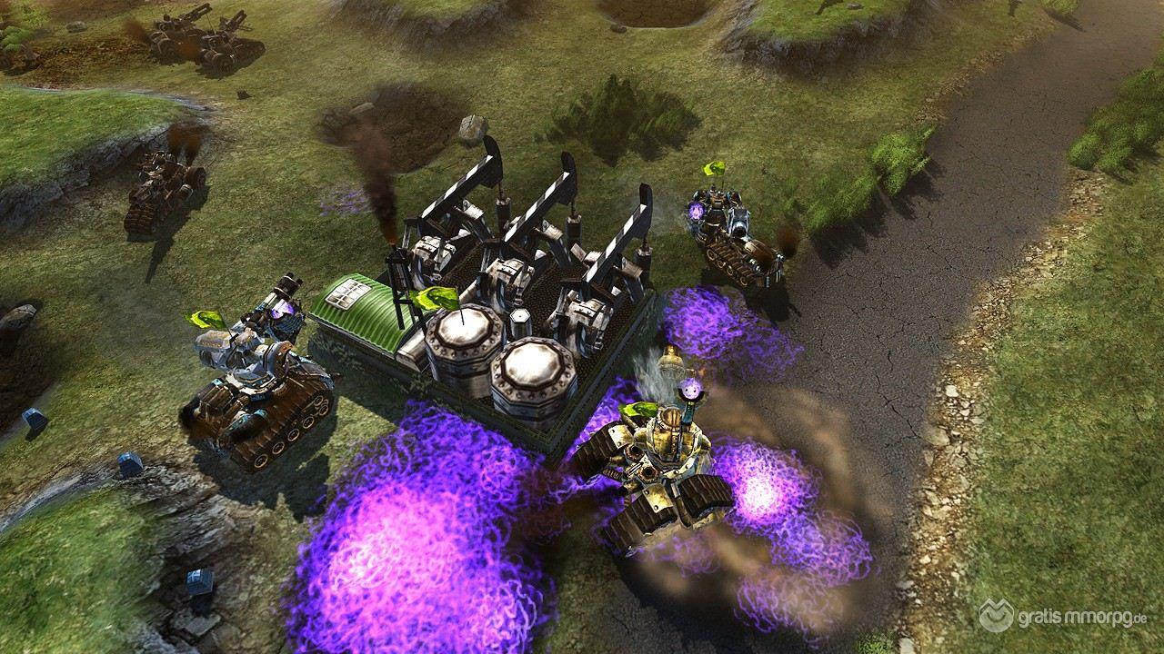 Klicke auf die Grafik für eine größere AnsichtName:Splitscreen_Steel Legions_Warfare_Screenshot_02.jpgHits:56Größe:230,5 KBID:5344