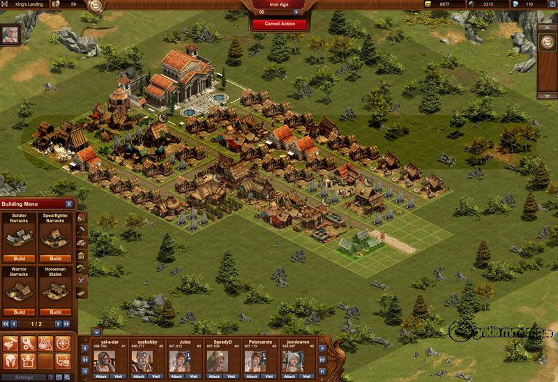 Klicke auf die Grafik für eine größere AnsichtName:Forge of Empires - City-building 1.JPGHits:150Größe:621,8 KBID:6262