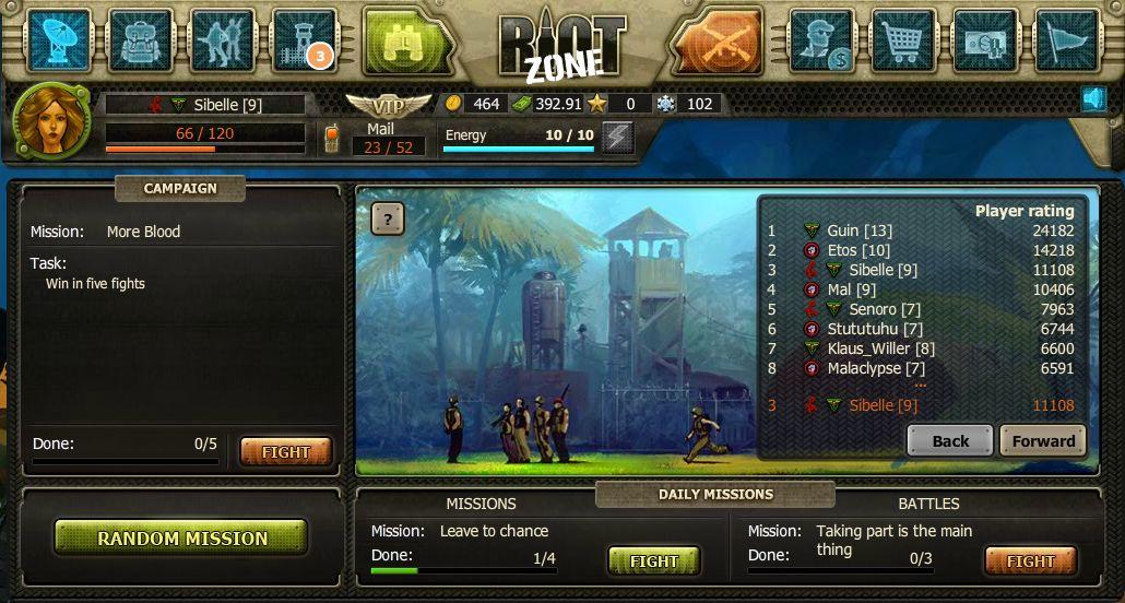 Klicke auf die Grafik für eine größere AnsichtName:RiotZone_Screen.jpgHits:84Größe:131,8 KBID:6323