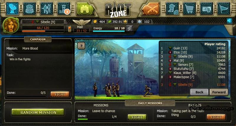 Klicke auf die Grafik für eine größere AnsichtName:RiotZone_Screen.JPGHits:36Größe:401,6 KBID:6677