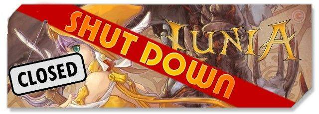 Lunia - f2p - shut down
