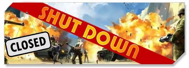 Battlefield Heroes - F2P Network Shutdown headlogo