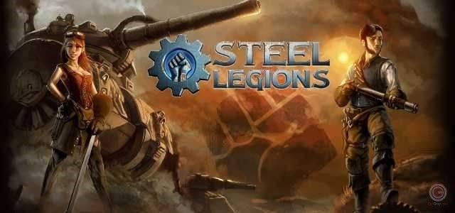 Steel Legions - logo640