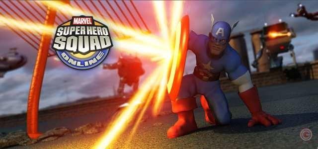 Neuer Mayhem-Modus für Marvel Super Hero Squad