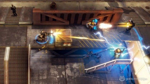 Merc Elite screenshot (1)