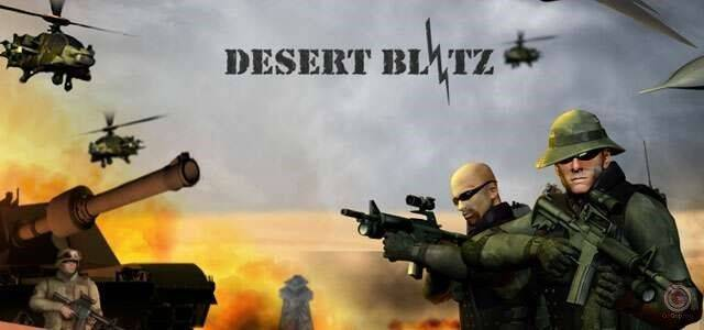 Desert Blitz - logo640