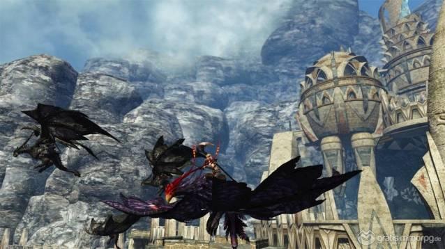 Dragon's Prophet Fantasy MMORPG review screenshot 27092013 (2)
