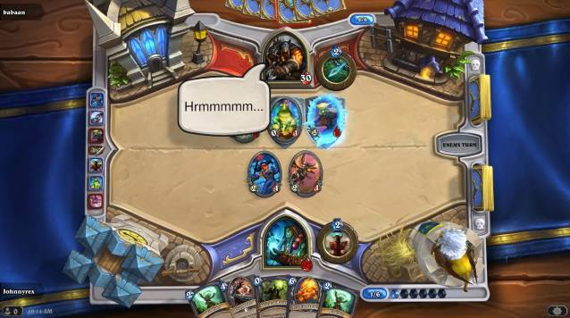 Hearthstone screenshots (1)