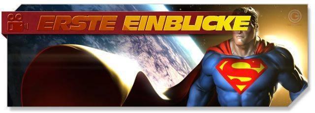 DC Universe Online - First look - DE