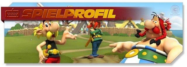 Asterix & Friends - Game Profile - DE