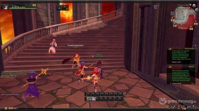 Aura Kingdom screenshots (15)
