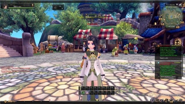 Aura Kingdom screenshots (21)