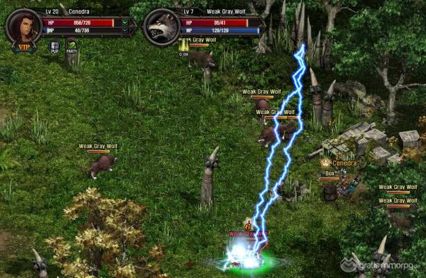 Arcane Chronicles screenshot (7)
