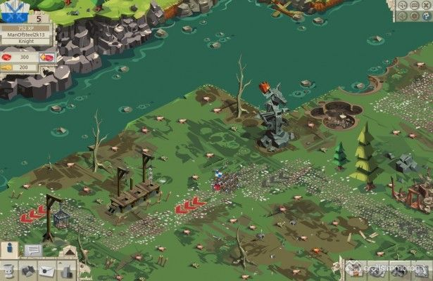 Goodgame Empire screenshot (10)
