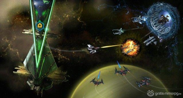 DarkOrbit Reloaded screenshot (5)