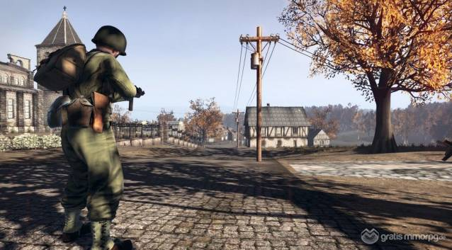 Heroes and Generals screenshot (3)