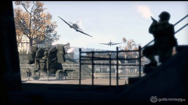 Heroes and Generals screenshot (4)