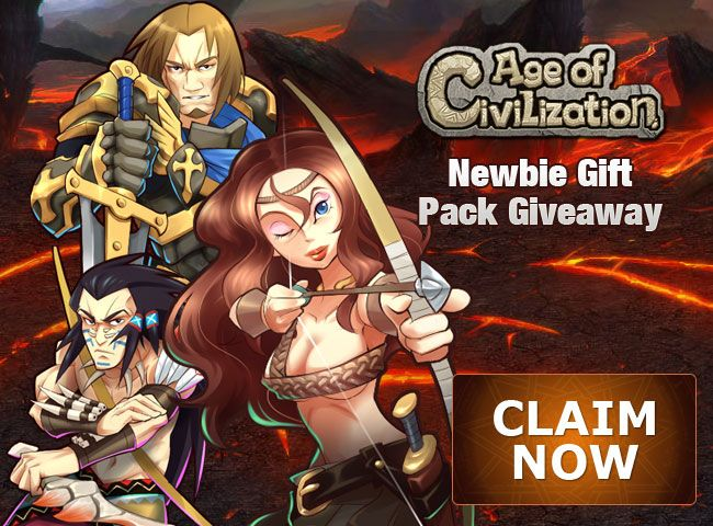 Age of Civilization Giveaway