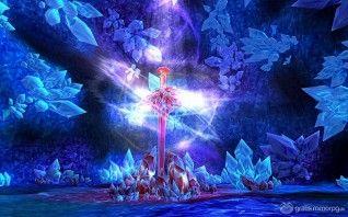 Eden Eternal_Crystalline Sword