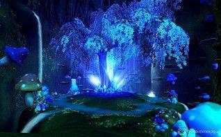Eden Eternal_Moonlit Tree