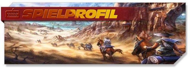Legend of Silkroad - Game Profile - DE