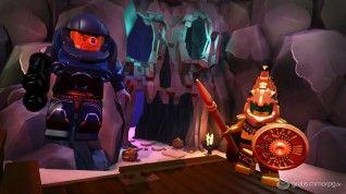 Lego Minifigures Online screenshot (13)