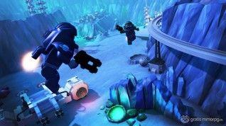 Lego Minifigures Online screenshot (8)