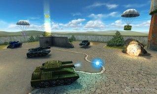 Tanki Online screenshot 4