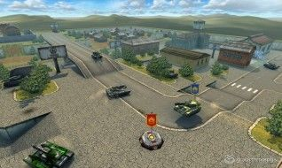 Tanki Online screenshot 5