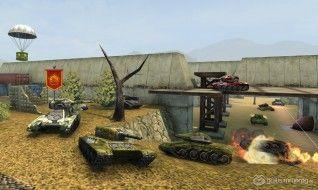 Tanki Online screenshot 7