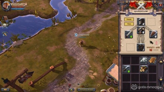 Albion Online screenshot (3)