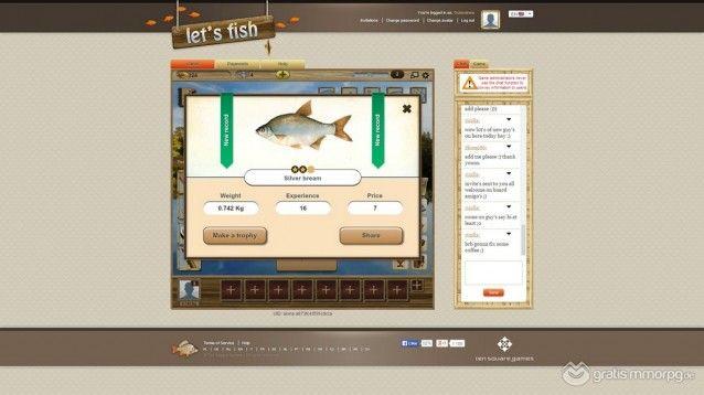 Let's Fish screenshot 2