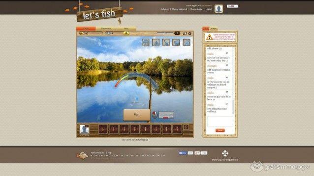Let's Fish screenshot 6