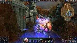 SMITE - Nemesis Screenshot 2