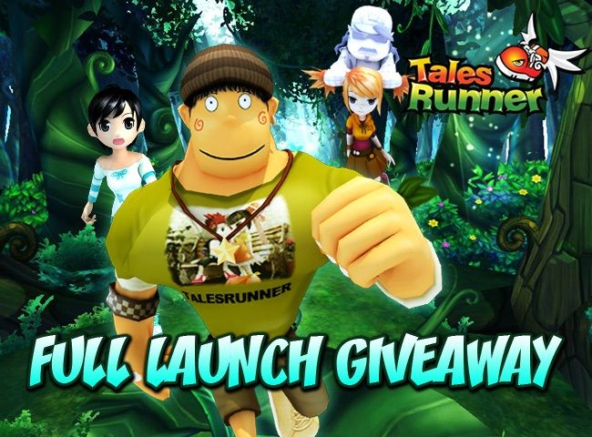 Tales Runner Giveaway