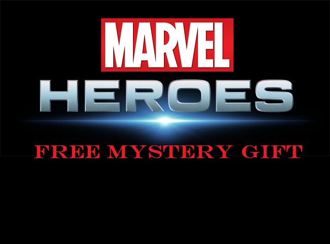 Marvel Heroes Giveaway