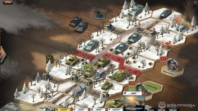 Panzer General Online screenshots (10)