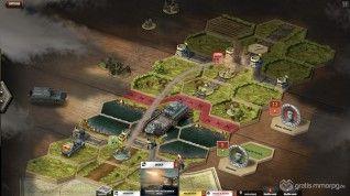 Panzer General Online screenshots (3)