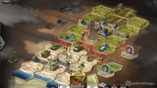 Panzer General Online screenshots (6)