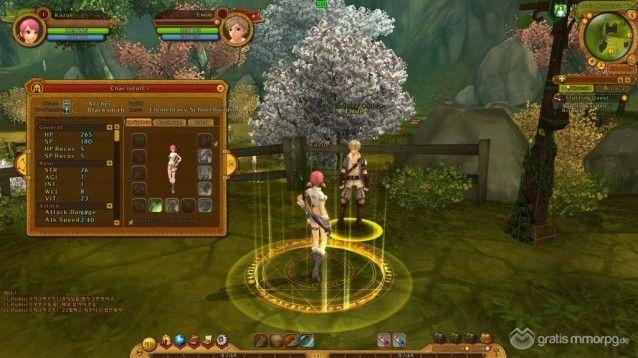 Ragnarok Online screenshot (4)