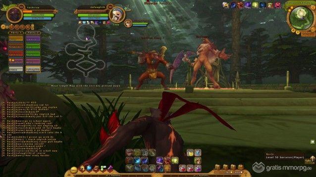 Ragnarok Online screenshot (5)