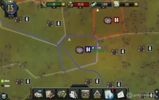 Rising Generals screenshot 1