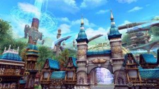 Aura Kingdom_City