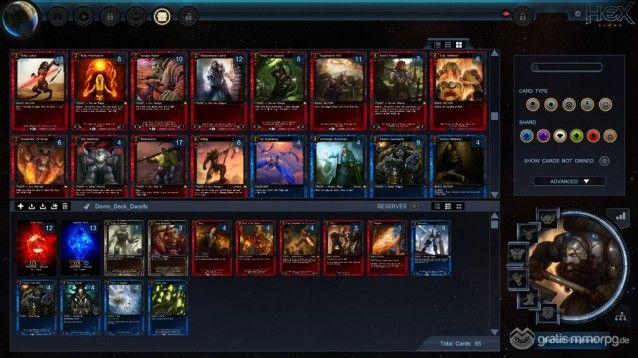 HEX Shards of Fate screenshot (5)
