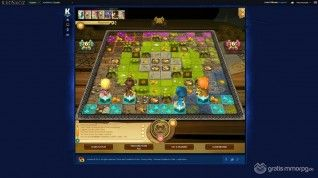 Krosmaster Arena screenshot 3